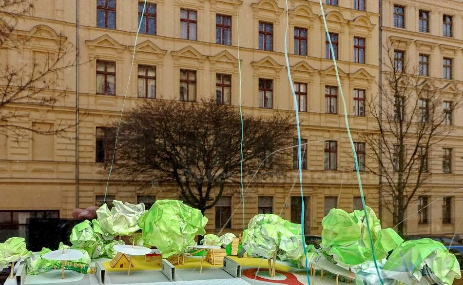BERLIN-LICHTENBERG - RESTAURIERTER GRÜNDERZEITBAU IN DER VICTORIASTADT