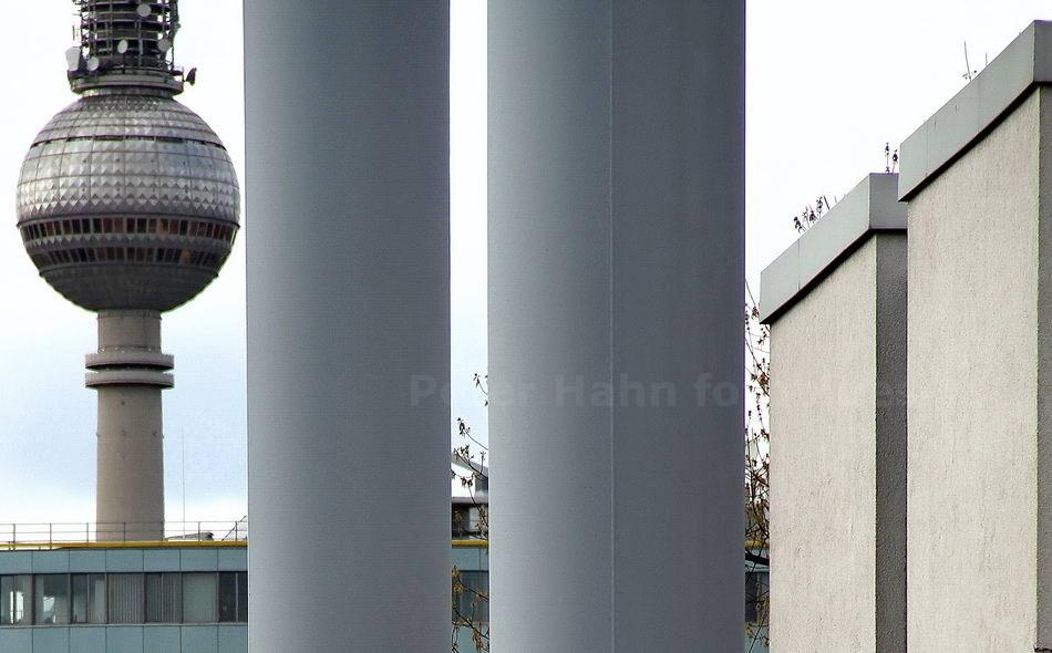 FERNSEHTURM - BERLIN-MITTE