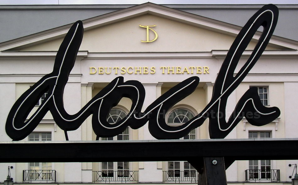 DEUTSCHES THEATER - BERLIN-MITTE