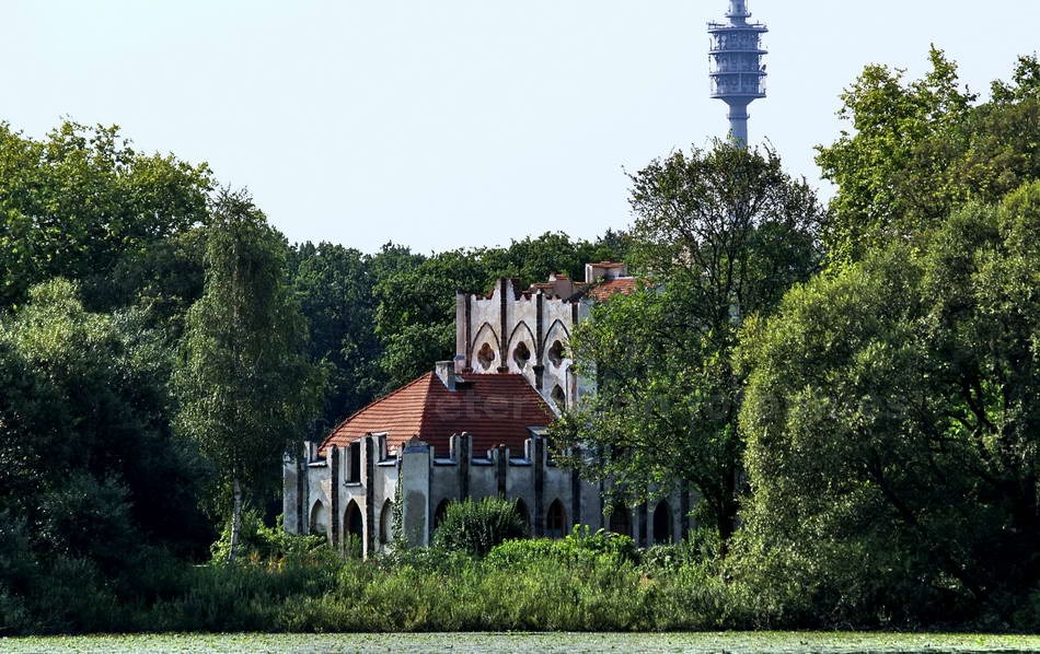 MEIEREI - PFAUENINSEL AM GROSSEN WANNSEE - BERLIN-ZEHLENDORF