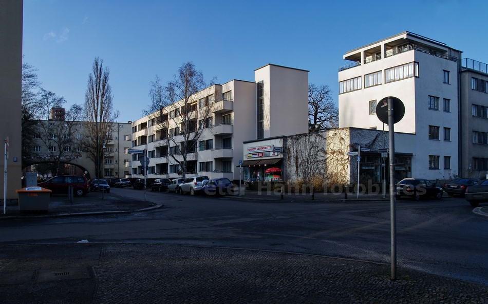 GROSSSIEDLUNG SIEMENSSTADT - BERLIN-CHARLOTTENBURG - 1929-1931 - UNESCO WELTERBE