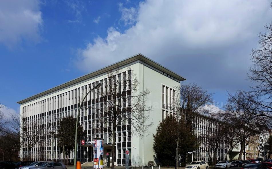 ALTES ARBEITSAMT - BERLIN-STEGLITZ