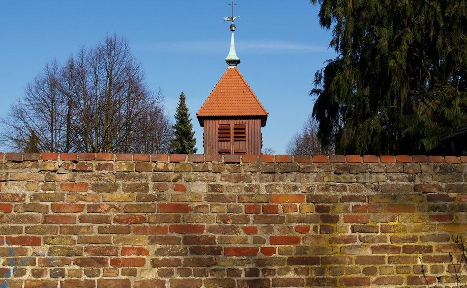 DORFKIRCHE - BERLIN-GATOW