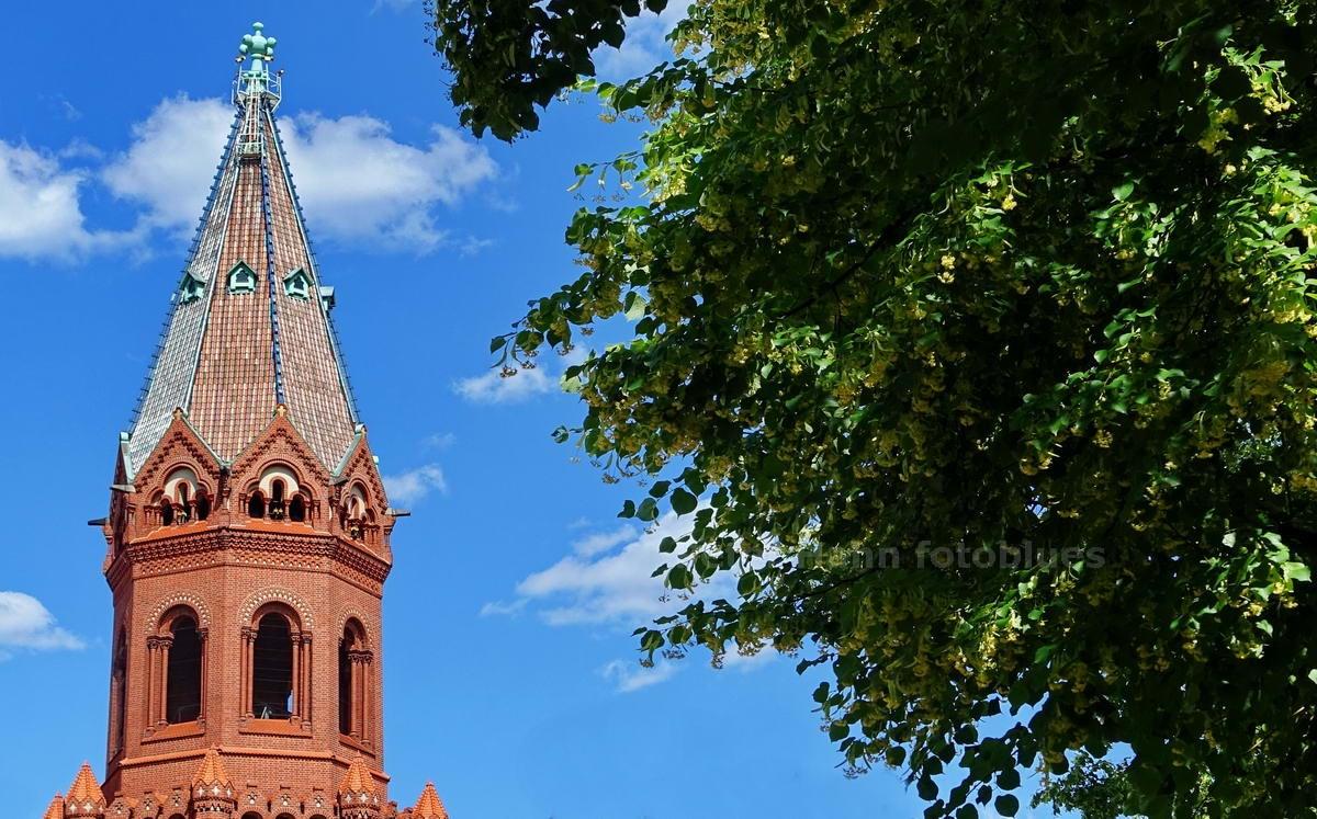 TURM DER PASSIONSKIRCHE - BERLIN-KREUZBERG