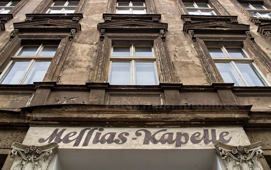 MESSIAS KAPELLE - BERLIN-PRENZLAUER BERG