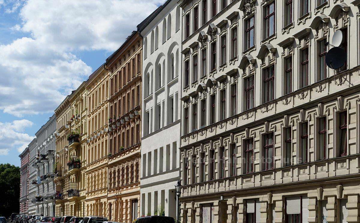 BERLIN-KREUZBERG - FEDICINSTRASSE