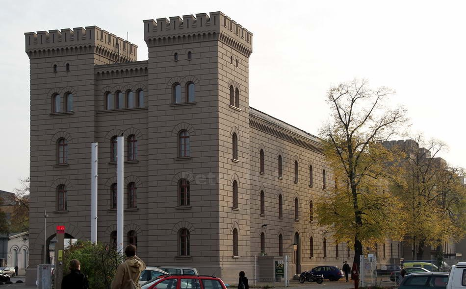 DAS ALTE FINANZAMT - BERLIN-KREUZBERG