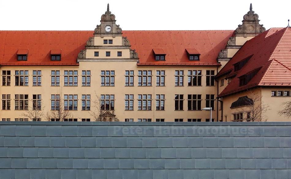 EHEM. REALPROGYMNASIUM - BERLIN-LICHTENBERG