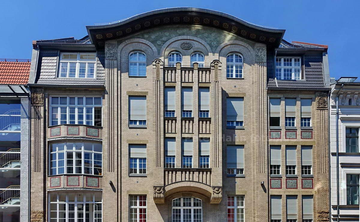 STRASSMANNHAUS - BERLIN-MITTE