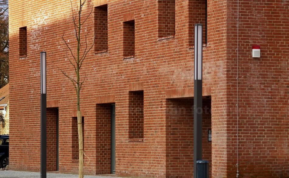 MITTELPUNKTBIBLIOTHEK AM ALTEN MARKT - BERLIN-KÖPENICK - 2008