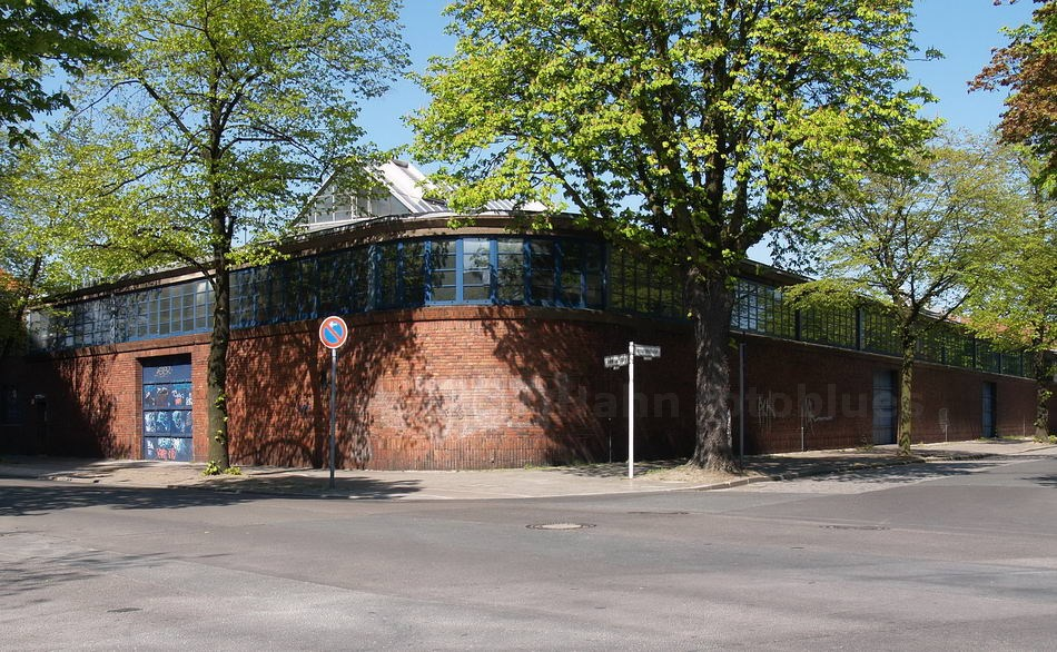 FABRIK AN DER INNUNGSTRASSE - BERLIN-REINICKENDORF