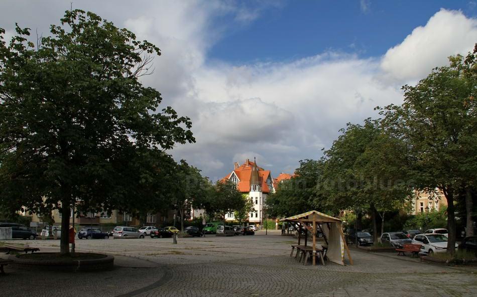 LUDWIG-BECK-PLATZ - BERLIN-LICHTERFELDE