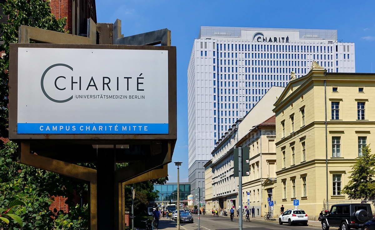 AN DER CHARITE - BERLIN-MITTE