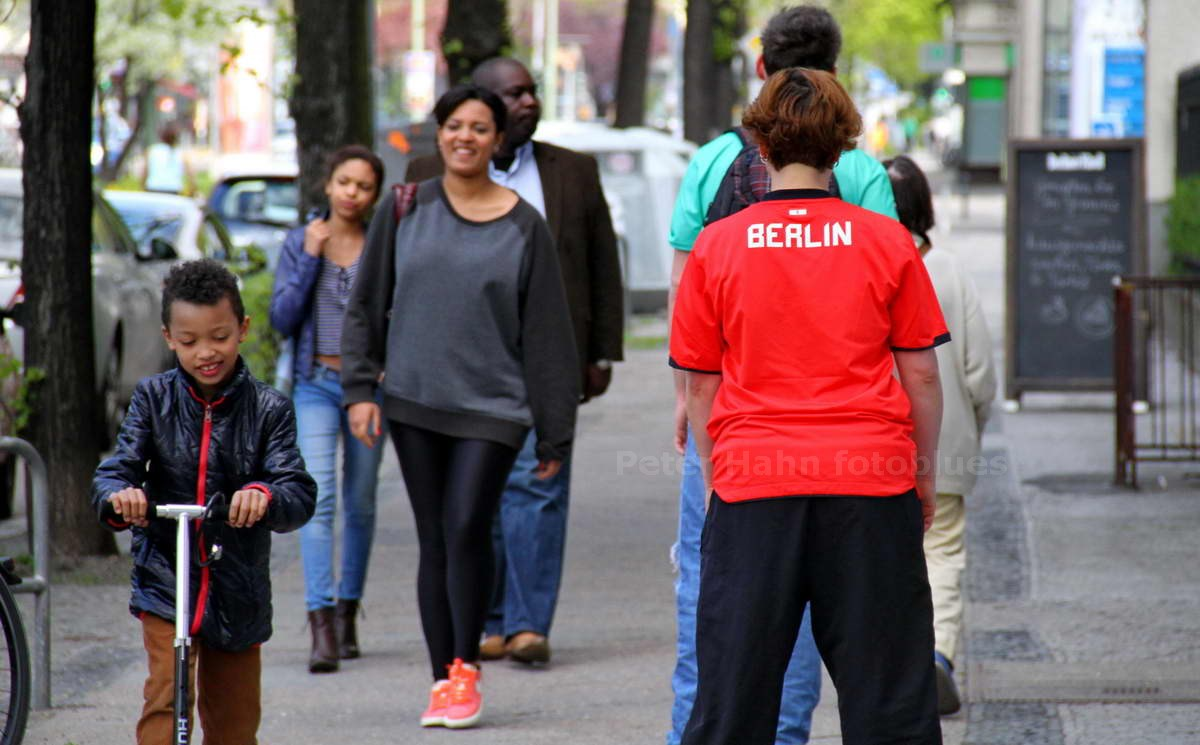 BERLIN MEETS YOU - BERLIN-FRIEDENAU