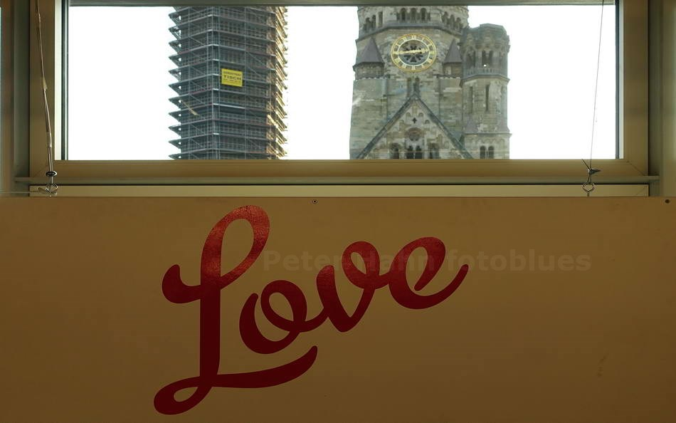 LOVE - BERLIN-CHARLOTTENBURG