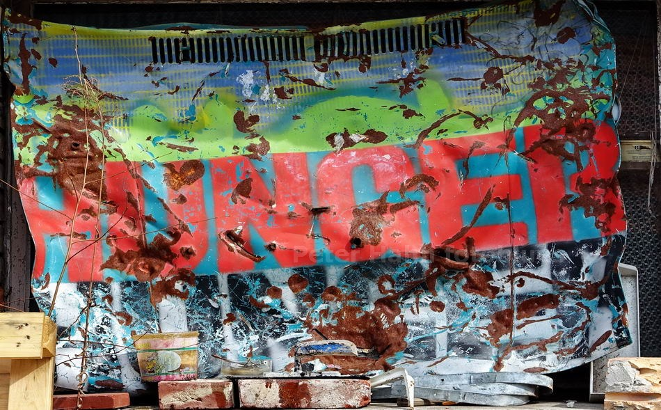 HUNGER - BERLIN-LICHTENBERG