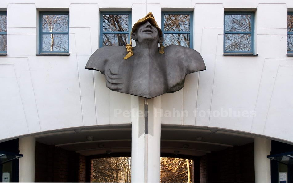 HAUSSCHMUCK RAUCHSTRASSE - BERLIN-TIERGARTEN