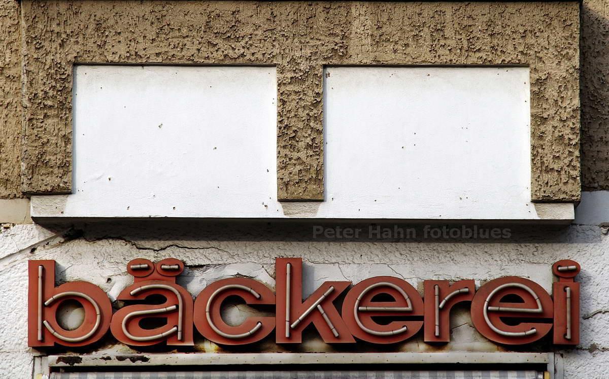 BÄCKEREI - BERLIN-SCHÖNEWEIDE