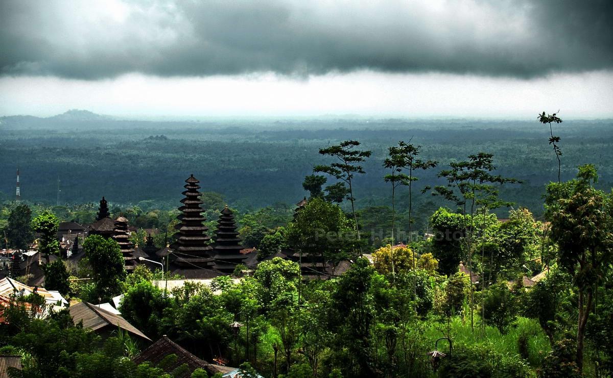 MUTERTEMPEL BESAKIH - BALI - INDONESIEN-INDONESIA