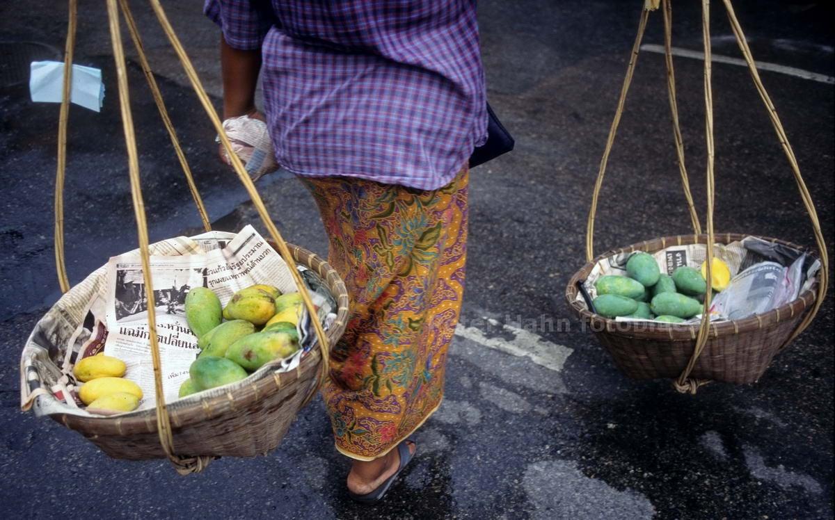 OBSTTRANSPORT - BANGKOK - THAILAND-THAI