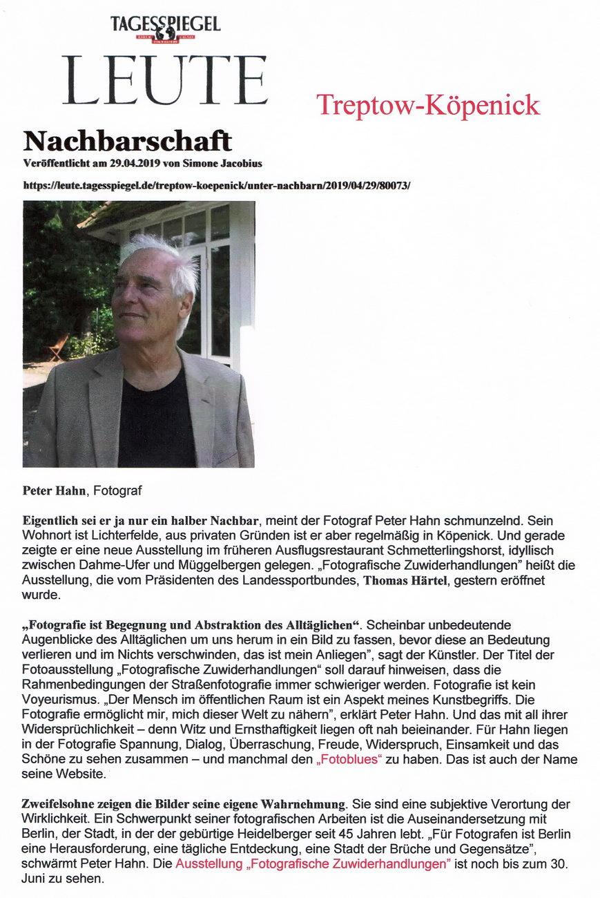 2010.04.29 der Tagesspiegel Artikel Schmetterlingshorst 02 konv