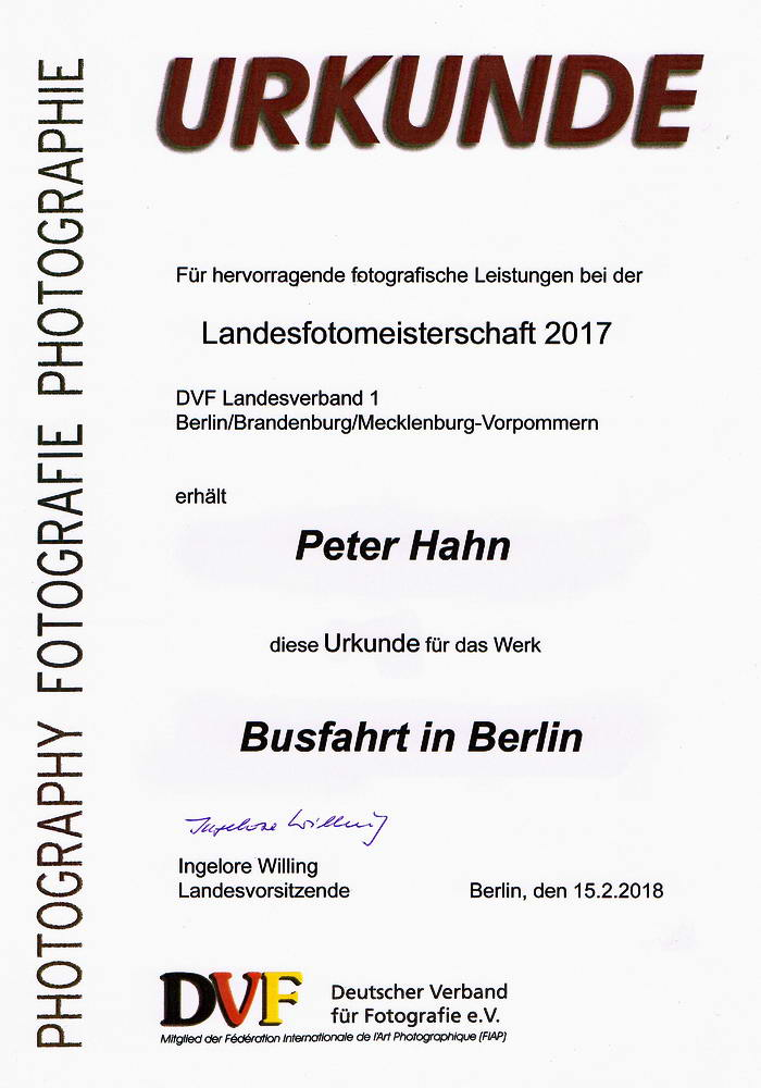 2018.02.15 Berlin Urkunde LAFO Foto Busfahrt in Berlin konv