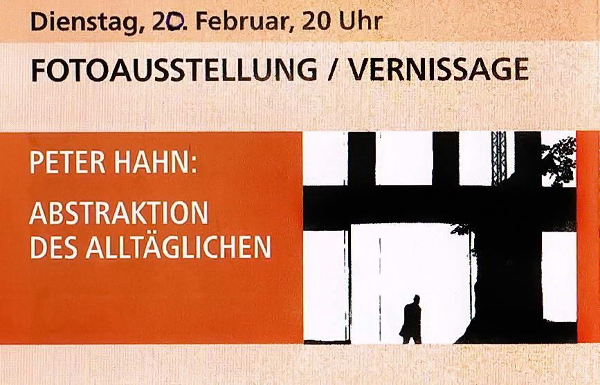 2018.02.20 Ausstellung Peter Hahn   Petruskirche Flyer2a