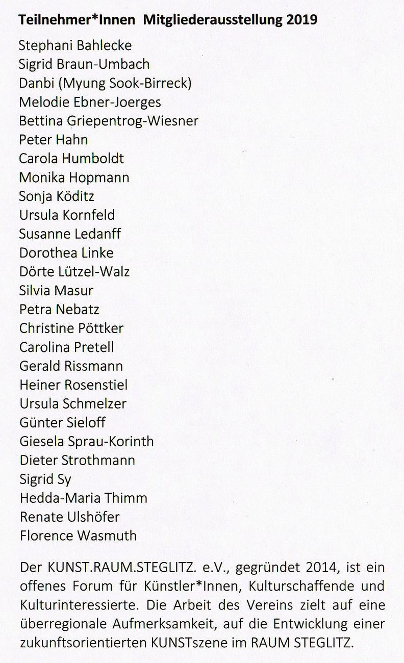 ART 5 Steglitz Teilnehmer Ausstellung 02 konv