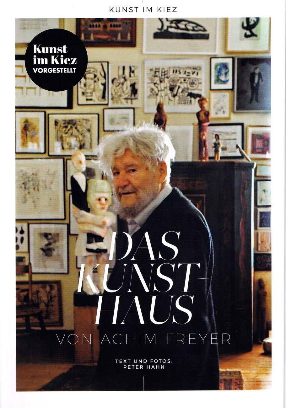 Ferdinandmarkt Magazin Achim Freyer Artikel 01 konv