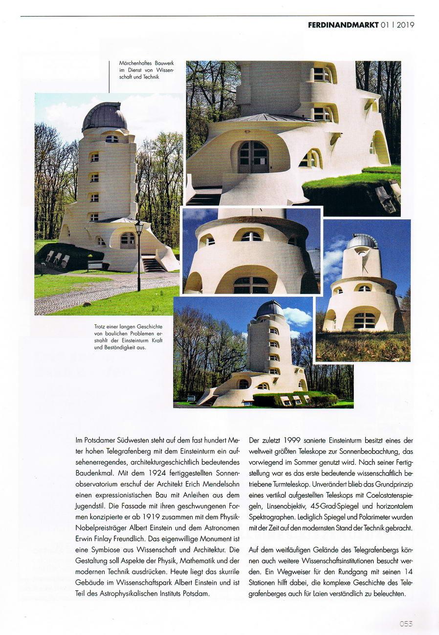 Ferdinandmarkt Magazin Einsteinturm Potsdam 02 konv
