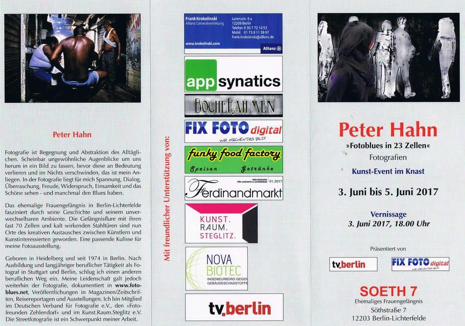 Flyer Fotoausstellung SOEHT7 Pfingsten 2017 1a