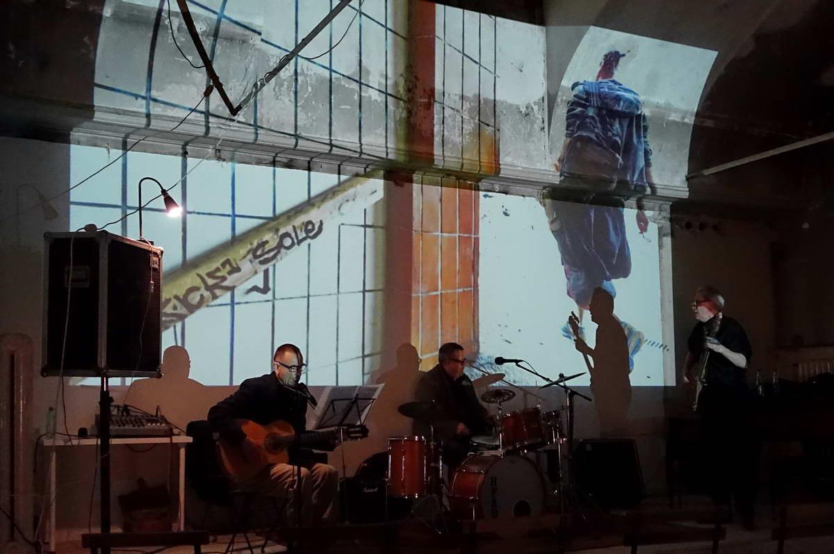 Konzert Band 1 2 3   01.12.2017 SOEHT 7 Foto Regine Dickow Hahn 7 konv