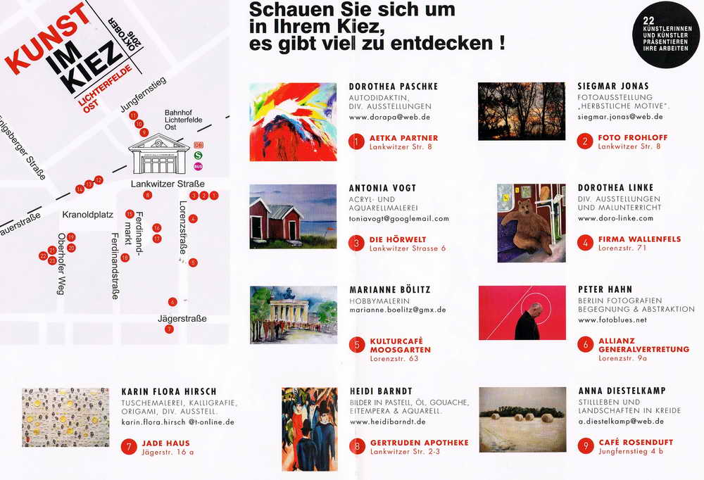 Kunst im Kiez Plakat 3a