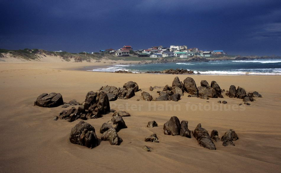 BUFFALS BAY - KNYSNA-SOUTH AFRICA - STRAND