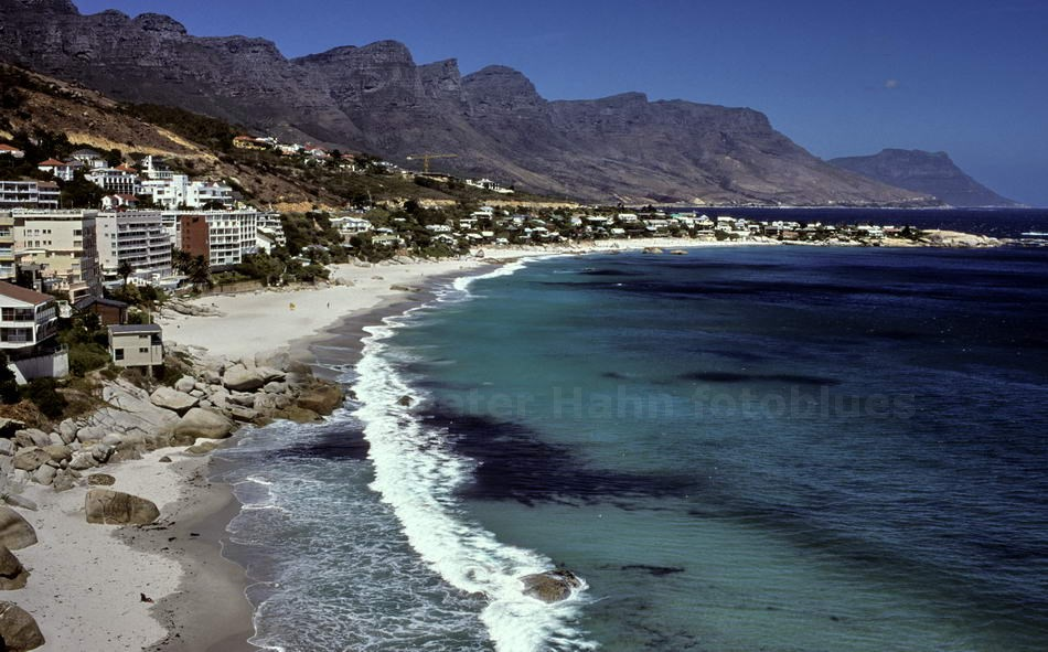 CAMPS BAY - KAPSTADT-CAPE TOWN - SOUTH AFRICA