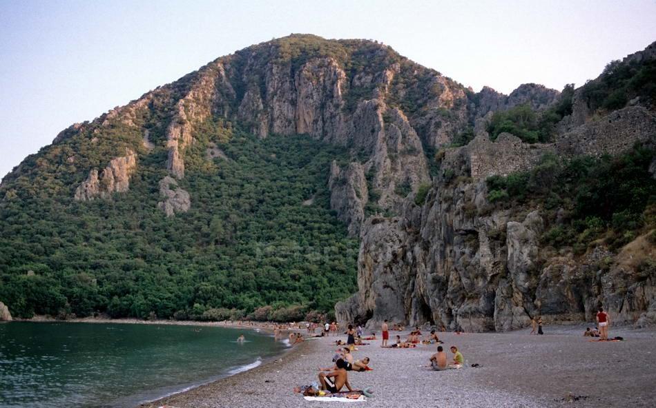 CIRALI-OLYMPOS - LYKIEN - TÜRKEI-TURKEY