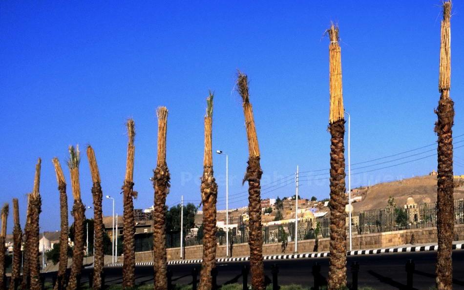 ASSUAN - ÄGYPTEN-EGYPT