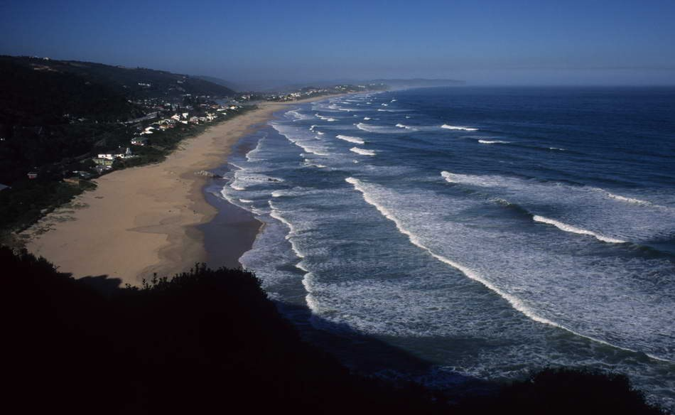WILDERNESS - GARDEN ROUTE-SOUTH AFRICA - STRAND