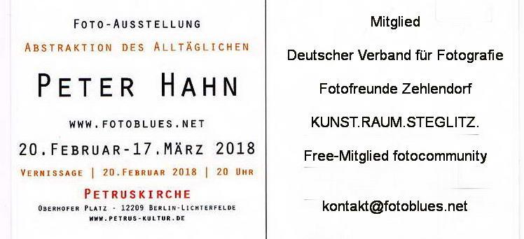 2018.02.20 Fotoausstellung Peter Hahn Berlin Lichterfelde 2 konv1a
