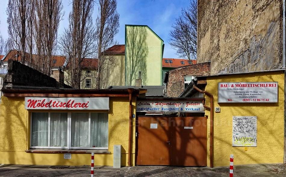 MÖBELTISCHLEREI - BERLIN-LICHTENBERG