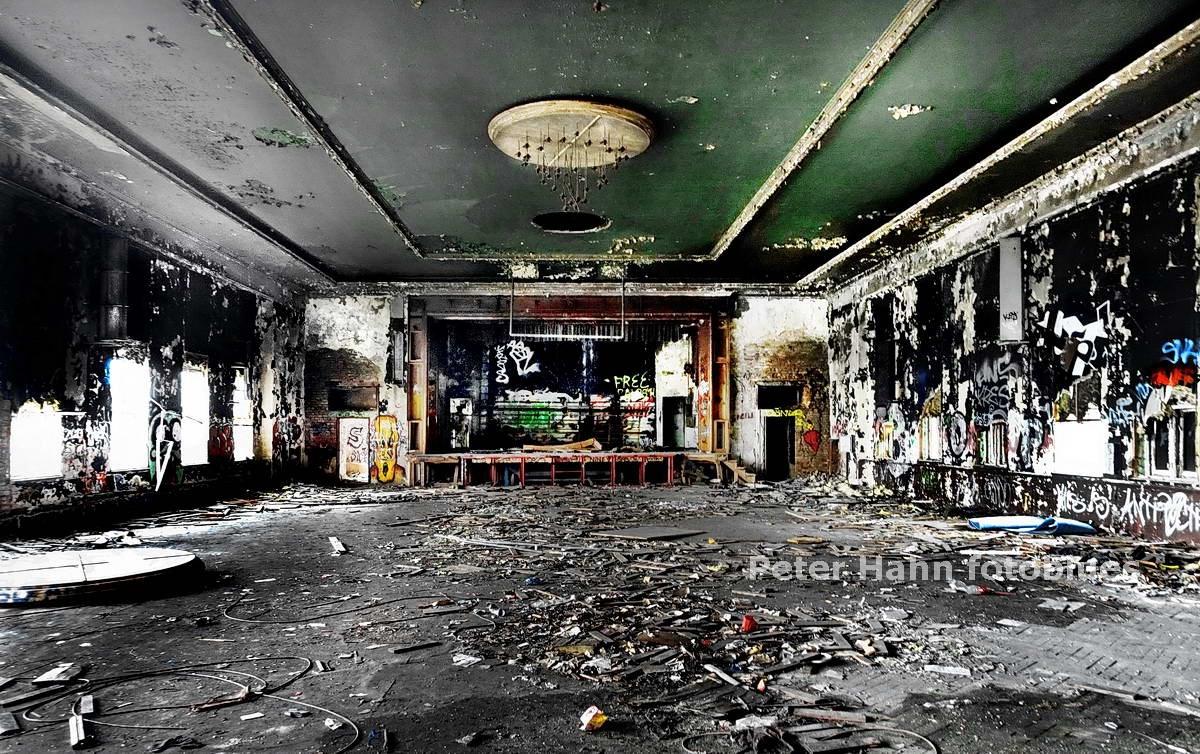 Berlin - Morbide in Unterschöneweide