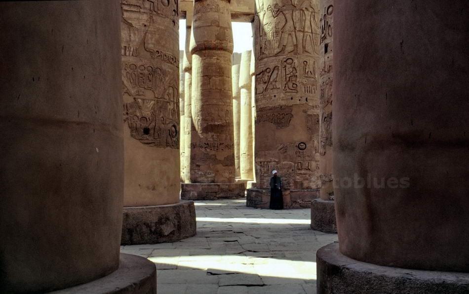 LUXOR - EGYPT - KARNAK TEMPEL