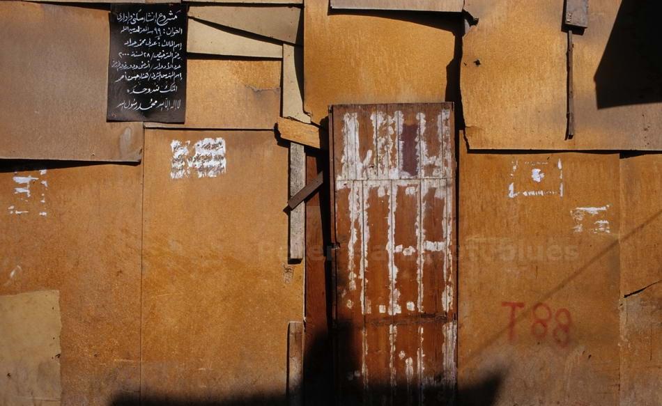 ZUGENAGELT - KAIRO - EGYPT