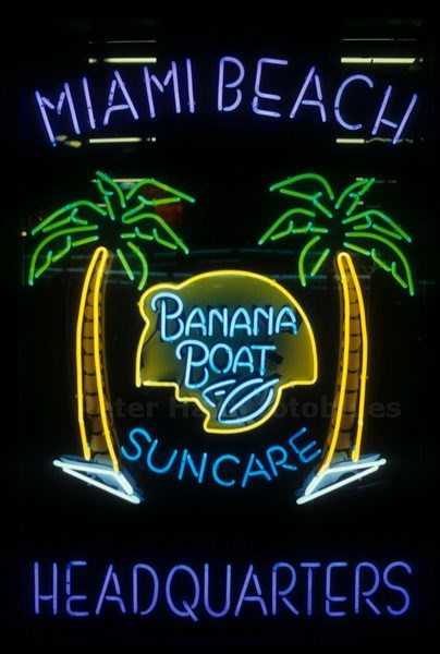 BANANA BOAT SUNCARE - MIAMI BEACH-FLORIDA - USA