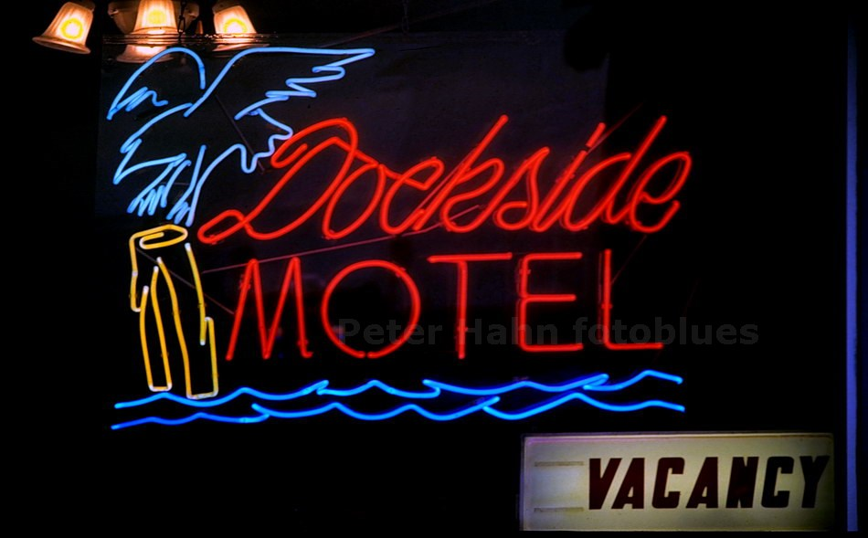 DOCKSIDE MOTELS - MIAMI BEACH-FLORIDA - USA