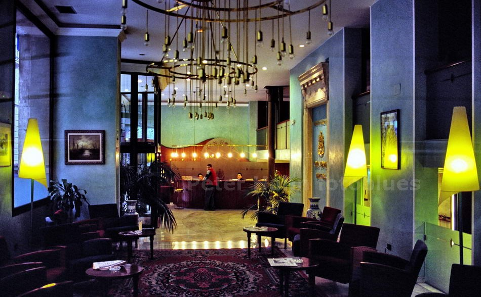 BARCELONA - SPANIEN-SPAIN - HOTELFOYER