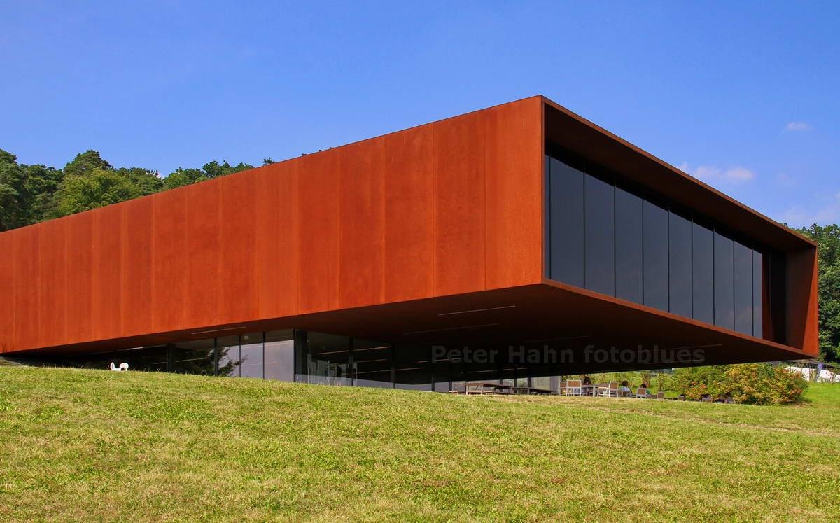GLAUBERG - WETTERAU-HESSEN - DEUTSCHLAND-GERMANY - MUSEUM KELTENWELT - 2011 - KADAWITTFELDARCHITEKTUR