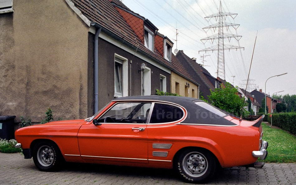 HERNE - RUHRGEBIET-RUHR AREA - FORD CAPRI