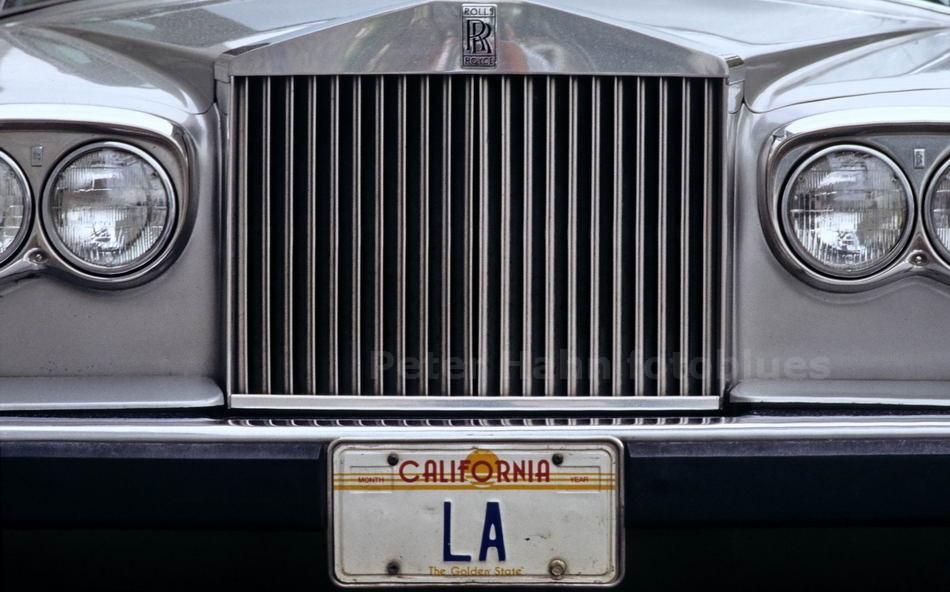 LOS ANGELES - CALIFORNIA-USA - ROLLS ROYCE