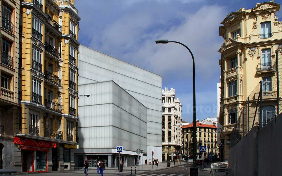 MADRID - SPAIN - NEUE MARKTHALLE